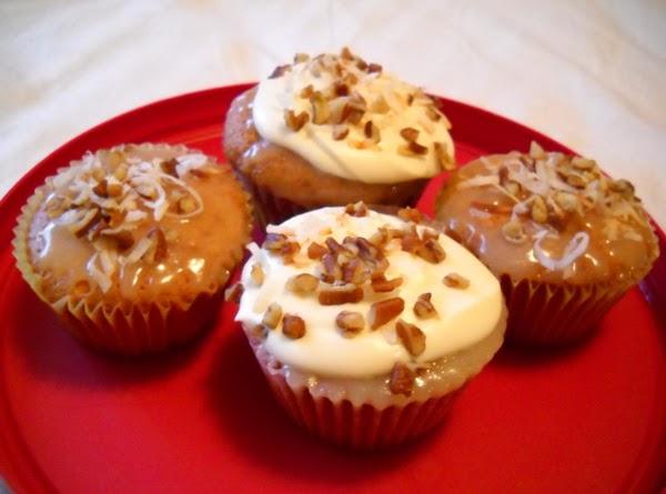 Drunken Pirate Cupcakes Recipe