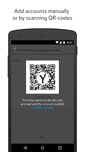 Yandex.Key – your passwords screenshot 3