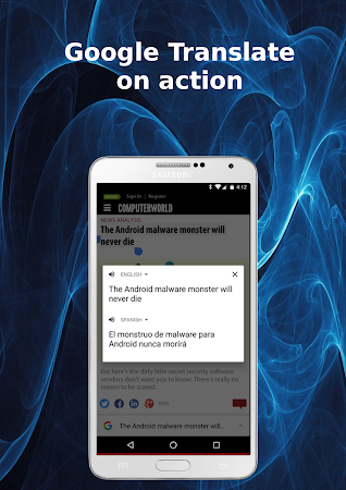 Tap to Translate 1.0.8 screenshot 2020158