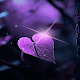Magical Purple Leaf LWP (app)