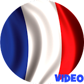 Flag of France Video LWP