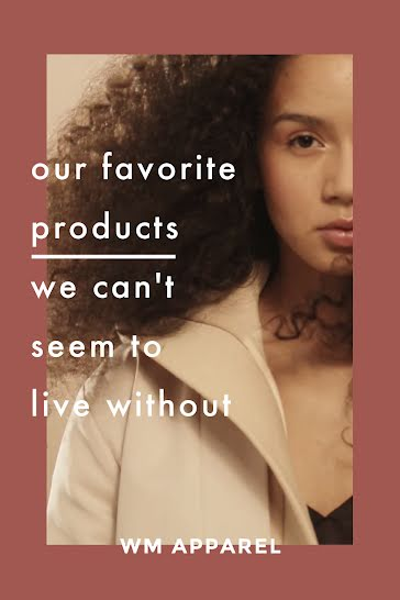 Our Favorite Products - Video Template
