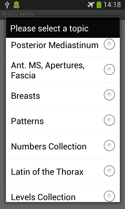 1000+ Thorax Anatomy MCQs - Aplicaciones de Android en Google Play