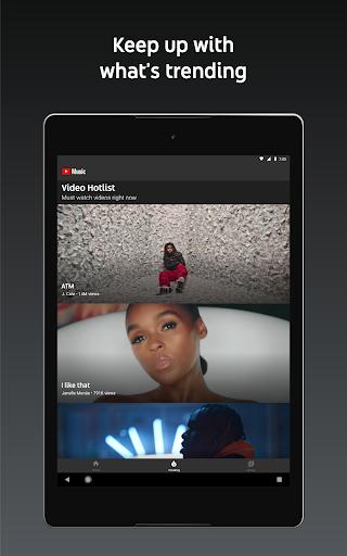 YouTube Music - Stream Songs & Music Videos screenshot 9