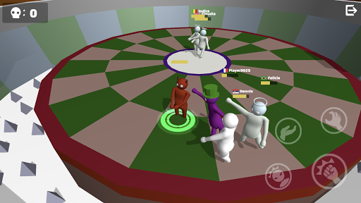 Noodleman.io 2 - Fun Fight Party Games  screenshots 4