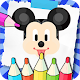 Coloring Mickey And Minnie Books