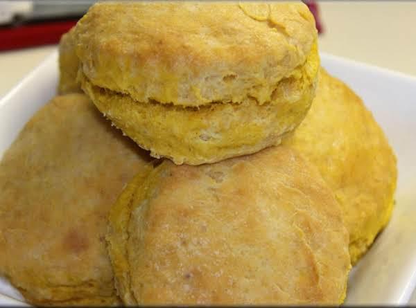 Pumpkin Biscuits Recipe