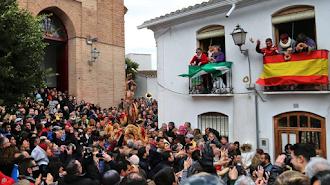 Fiesta del Pan en Lubrín