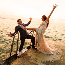 Wedding photographer Kostas Sinis (sinis). Photo of 27.06.2018