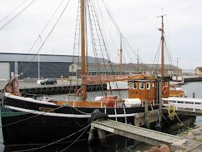 Photo: Den tidligere Esbjerg kutter Castor der nu er ombygget til turistsejlads.