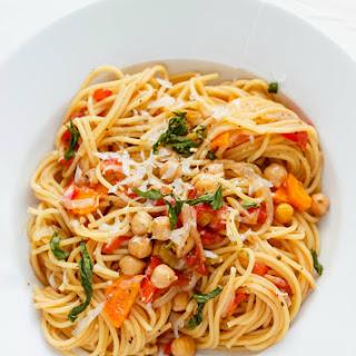 One-Pot Spaghetti Pasta Meal