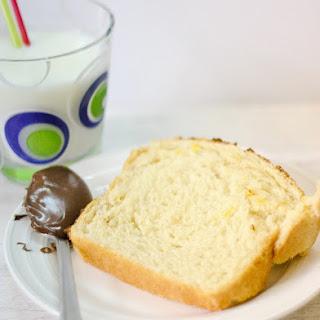 Sweet Milk Bread.