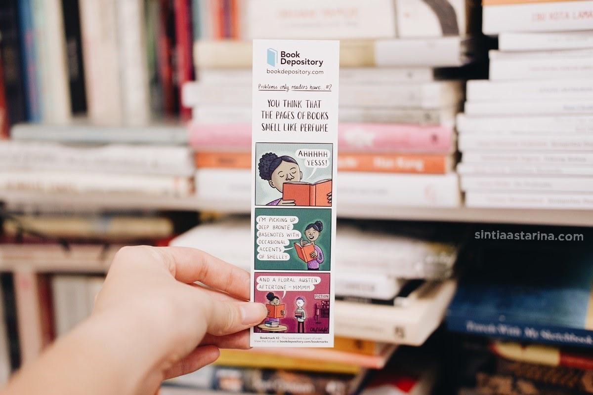 Beli Buku Impor Online di Book Depository