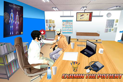 Virtual Sea Kid Hospital Emergency screenshot 7