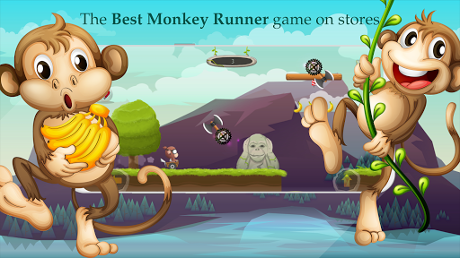 Monkey Runner 21 {cheat|hack|gameplay|apk mod|resources generator} 1