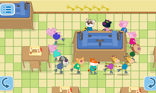 School adventures: Snake filehippodl screenshot 7