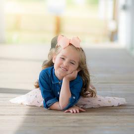 I will pose for grandma! by Kellie Jones - Babies & Children Children Candids
