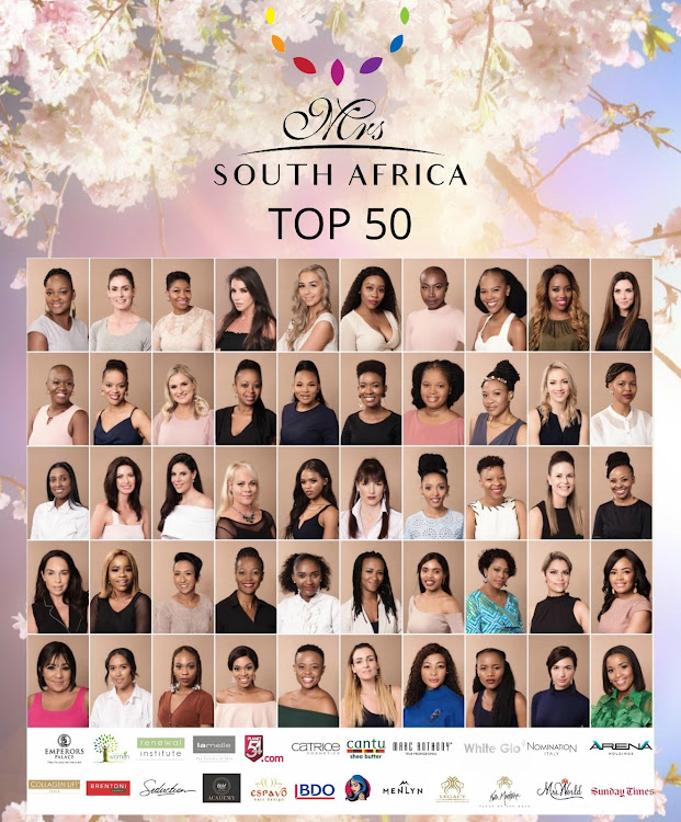 The top 50 semi-finalists were announced on Sunday.