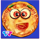 Pizza Maker Crazy Chef Game icon