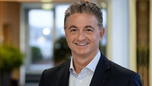 T-Systems CEO Adel Al-Saleh.