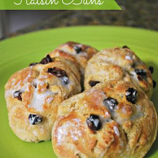 Raisin Buns – Food Fun Friday