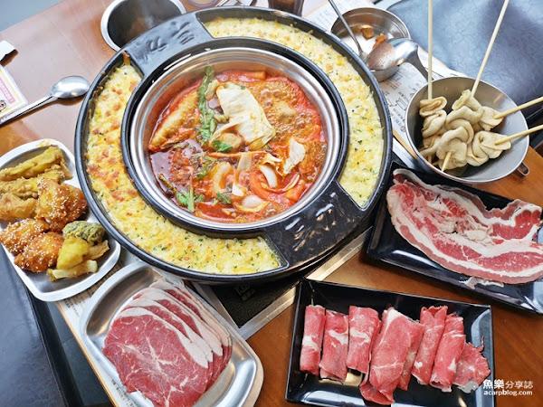 兩餐두끼 韓國年糕火鍋吃到飽│忠孝復興站