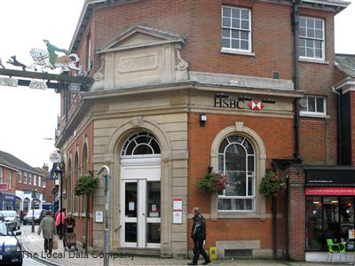 HSBC on Market Place - Banks & Other Financial Institutions in East