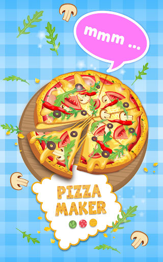 Pizza Maker - Cooking Game 1.36 screenshots 7