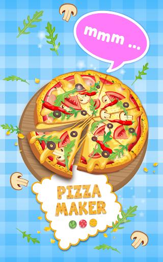 Pizza Maker Kids -Cooking Game  screenshots 7