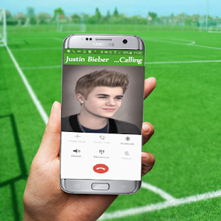 Justin Bieber Prank Calling screenshot