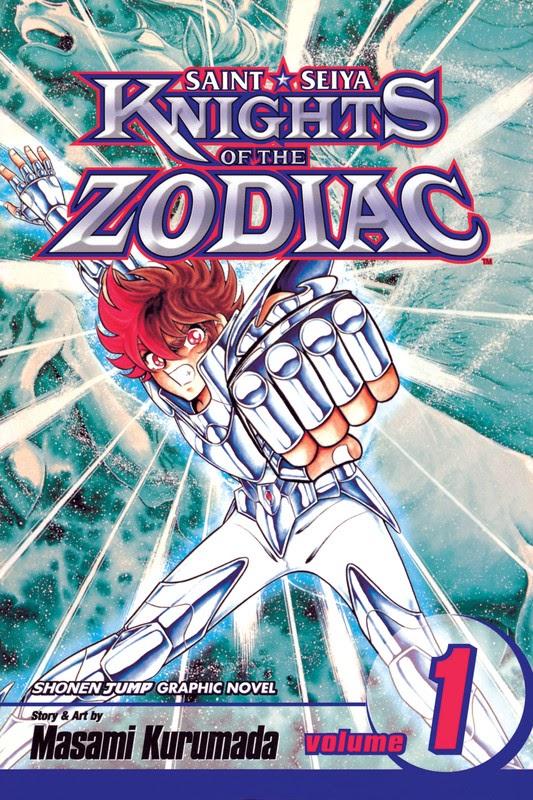 Saint Seiya: Knights of the Zodiac (2004) - complete