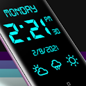 SmartClock - LED Digital Clock icon