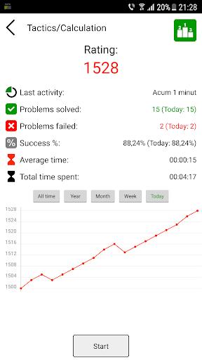 Chess4ever - Play, study & watch chess apkmind screenshots 5