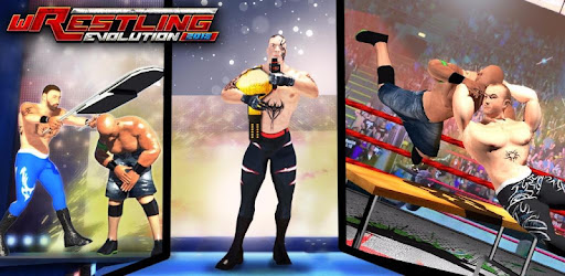 Wrestling Games 2K18 - Real Stars Revolution for PC