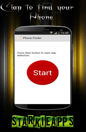 無料生活Appのお使いの携帯電話を見つけるために拍手|記事Game