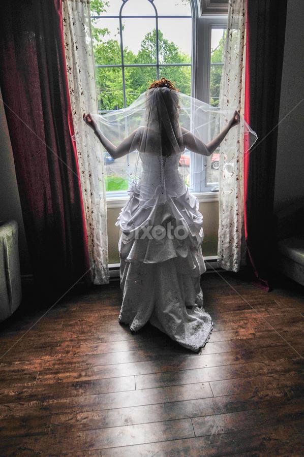 by Benoit Beauchamp - Wedding Bride