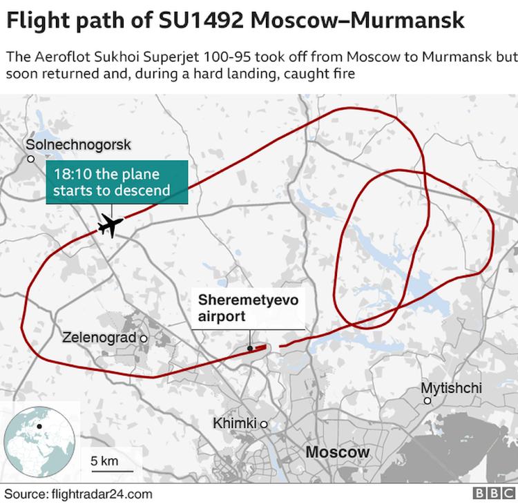 AqlfWAhn7XJ8vAWaACucnQlerrH5qfze 6fakjDZP1bMkdg1FySWmFk0DDqZxlP86dWAQSU2tDS3sWlxB S0fCy6gaqx=s750 - Moscow plane fire: 41 killed on Aeroflot jet