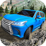 Offroad 4x4 Luxury Driving Icon