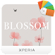 XPERIA™ Blossom Theme Android