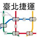 Taipei Metro Route Map icon