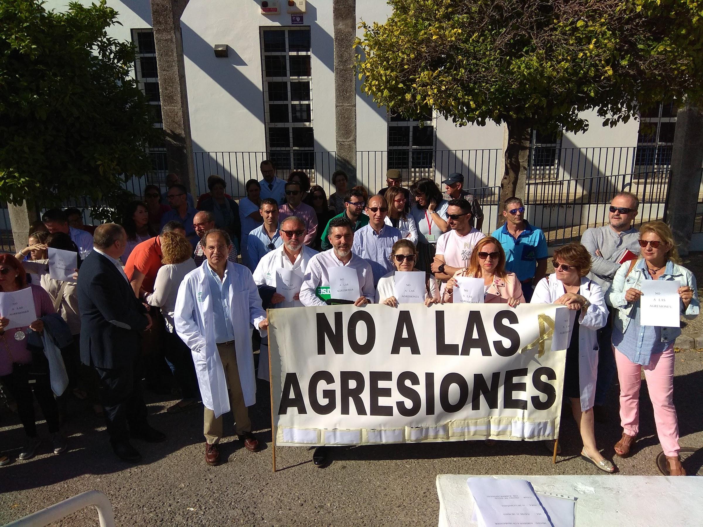 Grave altercado en urgencias del Algeciras-Centro denunciado por CCOO