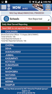Mid Day Meal (MDM)- screenshot thumbnail
