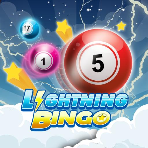 Lightning Bingo World Icon