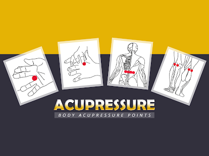 Acupressure Body Points [YOGA] 6