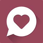JAUMO Flirt Chat icon