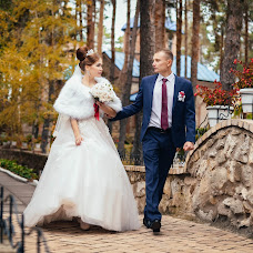 Wedding photographer Ekaterina Matyushko (Matyushonok). Photo of 12.11.2016