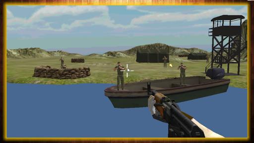 無料动作Appのゴーストスナイパーコマンドー戦士 記事Game