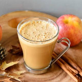 Caramel Apple Pie Latte.