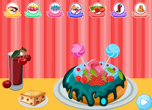 Cake Girls Games Cooking Games 4.0.0 screenshots 14