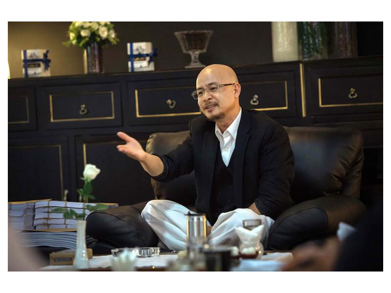 Chiến lược Marketing của Trung nguyên dưới sự dẫn dắt của Đặng Lê Nguyên Vũ